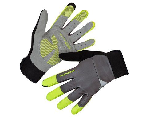 Endura Windchill Gloves (Hi-Viz Yellow) (S)