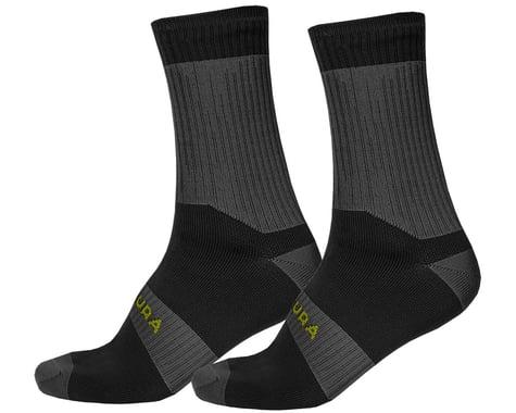 Endura Hummvee Waterproof Socks II (Black) (L/XL)