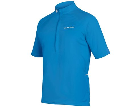 Endura Xtract II Short Sleeve Jersey (Ocean) (S)