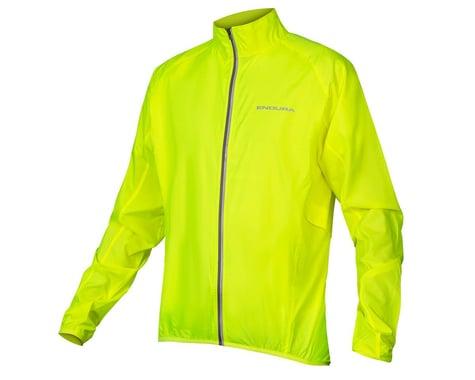 Endura Pakajak Jacket (Hi-Viz Yellow) (XL)