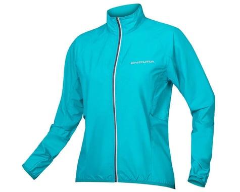 Endura Women's Pakajak Jacket (Pacific Blue) (M)