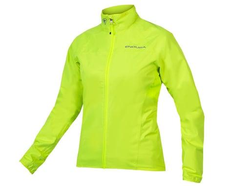 Endura Women's Xtract Jacket II (Hi-Viz Yellow) (L)