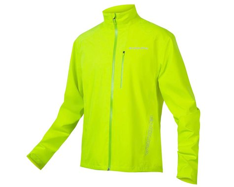 Endura Hummvee Waterproof Jacket (Hi-Viz Yellow) (S)