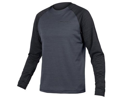 Endura Singletrack Fleece (Black) (XL)