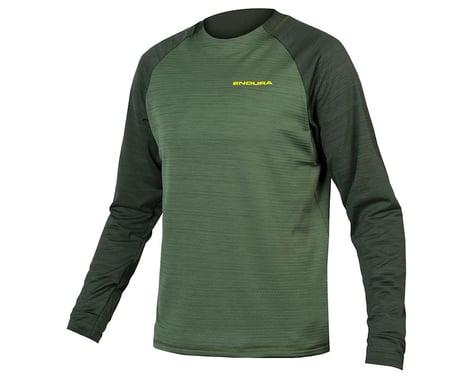 Endura Singletrack Fleece (Forest Green) (M)