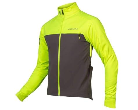 Endura Windchill Jacket II (Hi-Viz Yellow) (L)