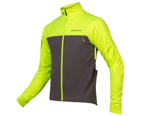 Endura Windchill Jacket II (Hi-Viz Yellow) (XL)