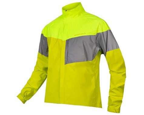 Endura Urban Luminite Jacket II (Hi-Viz Yellow) (M)