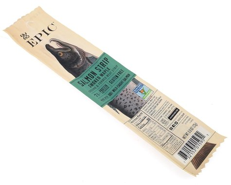 Epic Provisions Smoked Salmon Snack Strip (1 | 0.8oz Packet)