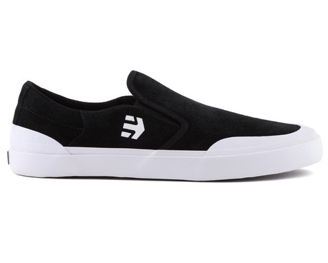 Etnies Marana Slip XLT Flat Pedal Shoes (Black/White) (10)
