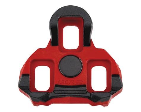 Exustar ARC R2 Look Keo Cleats (Red) (6°)
