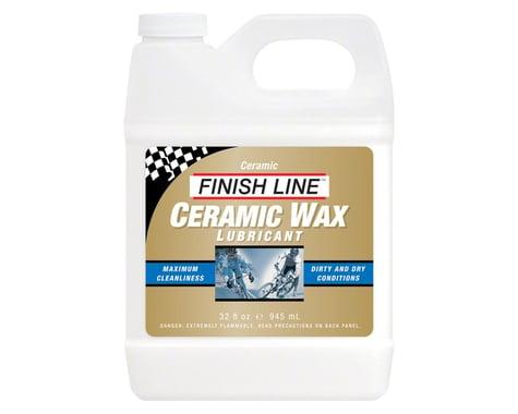 Finish Line Ceramic Wax Lube Bulk Container (32oz)