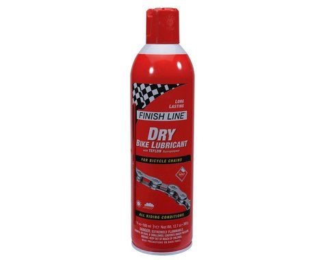 Finish Line Aerosol Dry Lubricant (17oz)