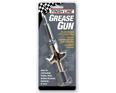 Finish Line Grease Gun