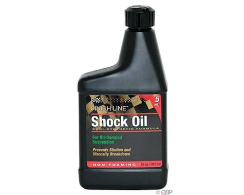 Finish Line Semi-Synthetic Shock Oil (5wt) (16oz)
