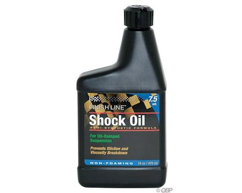 Finish Line Semi-Synthetic Shock Oil (7.5wt) (16oz)