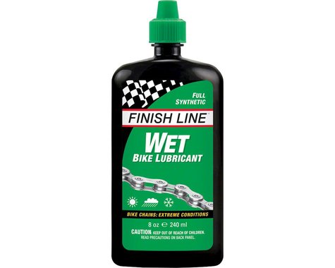 Finish Line Wet Lube Drip Bottle (8oz)