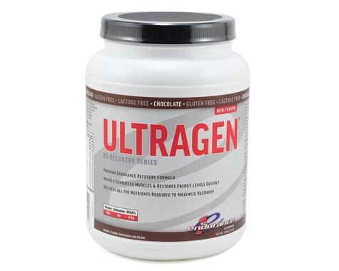 First Endurance Ultragen Recovery Drink Mix (Chocolate) (48oz)