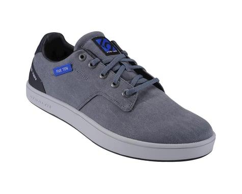 Five Ten Sleuth Canvas MTB Shoes (Grey/Blue)