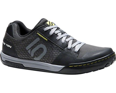 Five Ten Freerider Contact Flat Pedal Shoe (Black/Lime)