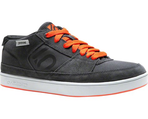 Five Ten Spitfire Flat Pedal Shoe (Dark Gray/Orange)