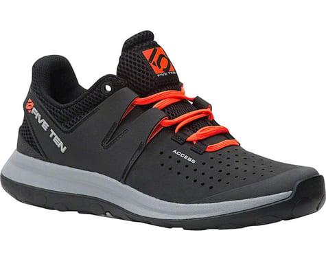Five Ten Access Men's Approach Shoe (Carbon Leather)
