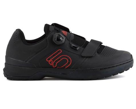 Five Ten Kestrel Pro BOA Men's Clipless Shoe (Black/Red/Gray)