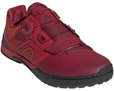 Five Ten Kestrel Pro BOA Troy Lee Designs Men's Clipless Shoe (Red/Black)