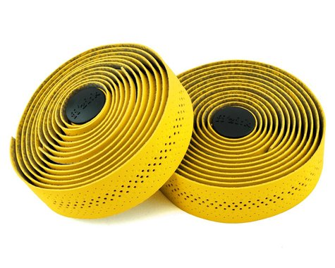 fizik Tempo Bondcush Soft Handlebar Tape (Yellow) (3mm Thick)