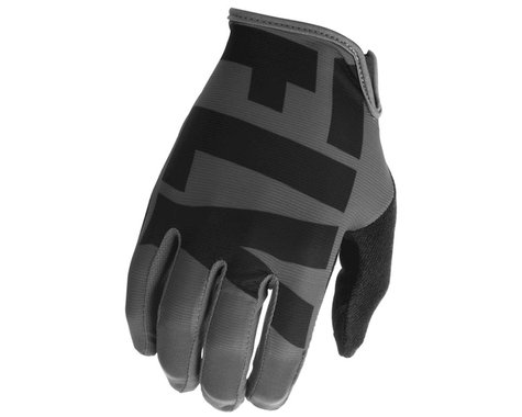 Fly Racing Media Cycling Glove (Grey/Black)