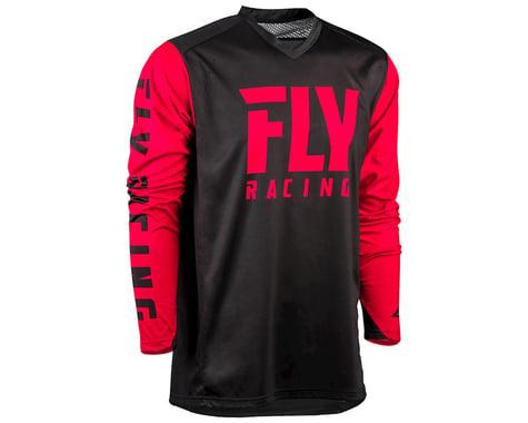 Fly Racing Radium Jersey (Black/Red)