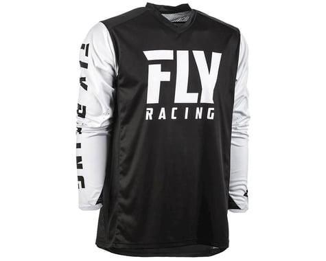 Fly Racing Radium Jersey (Black/White)