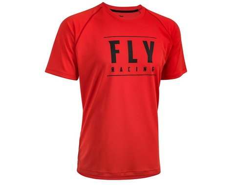 Fly Racing Action Jersey (Red/Black) (L)