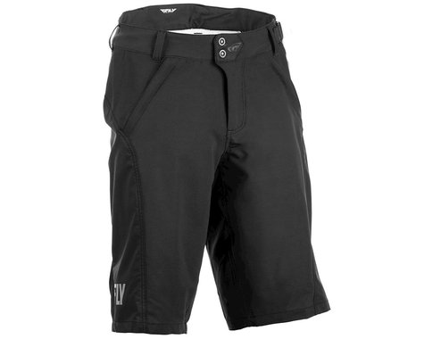 Fly Racing Warpath Shorts (Black)