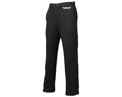 Fly Racing Mid Layer Pant (Black) (2XL)