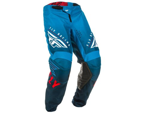 Fly Racing Kinetic K220 Pants (Blue/White/Red) (18)