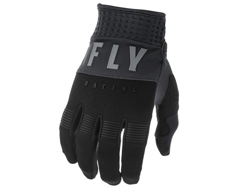 Fly Racing F-16 Gloves (Black/Grey) (XS)