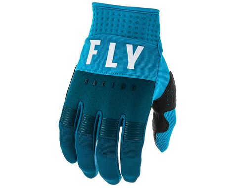 Fly Racing F-16 Gloves (Navy/Blue/White) (2XL)