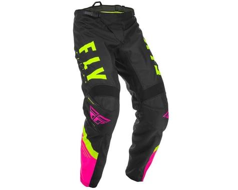 Fly Racing F-16 Pants (Neon Pink/Black/Hi-Vis) (18)