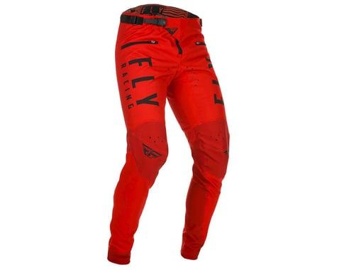 Fly Racing Kinetic Bicycle Pants (Red) (22)
