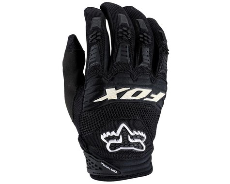 Fox Racing Dirtpaw Race Gloves (Black)