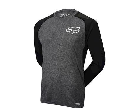 Fox Racing Explore Long Sleeve Jersey (Grey)