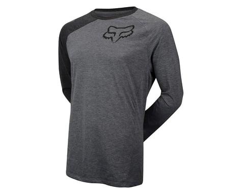 Fox Racing Distinguisher Tech Long Sleeve Tee (Grey)