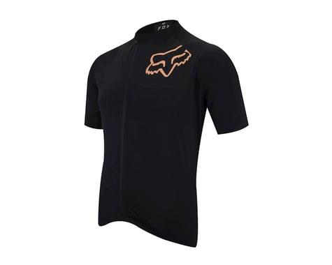 Fox Racing Ascent Pro Short Sleeve Jersey (Black)