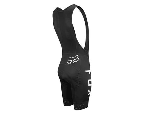 Fox Racing Ascent Bib Shorts (Black/White)