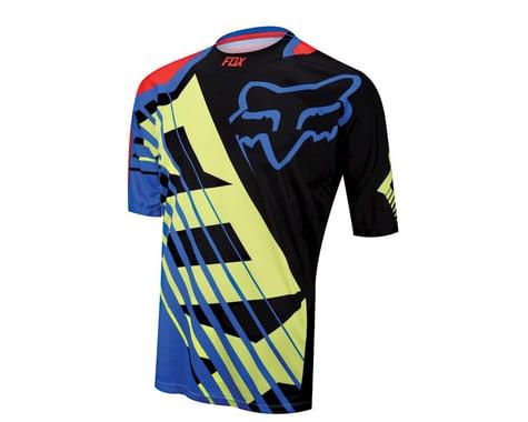 Fox Racing Demo Short Sleeve Jersey (Blue)