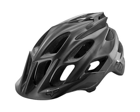 Fox Racing Racing Flux Helmet (Black)