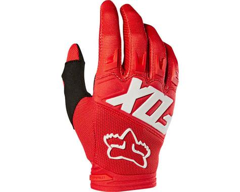 Fox Racing Racing Dirtpaw Men's Full Finger Glove (Red)