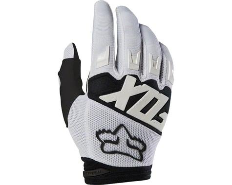Fox Racing Dirtpaw Men's Full Finger Glove (White)
