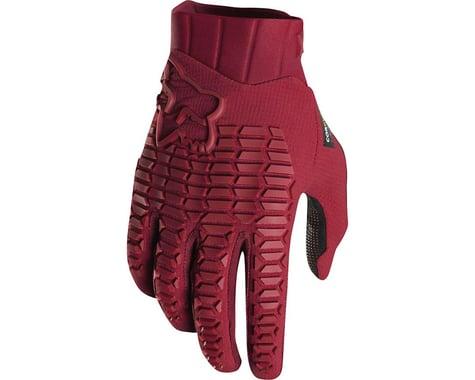 Fox Racing Sidewinder Men's Full Finger Glove (Cardinal Red)